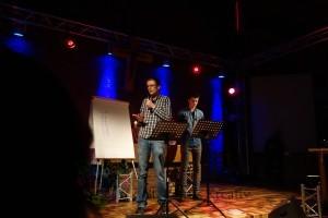 Predigt von Ole und Christoph