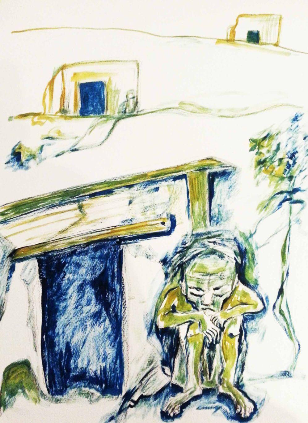 Ein armer Mensch (Petra Hoffmann)