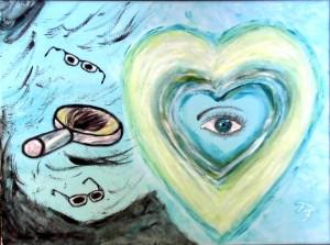 neu Mit dem Herz sehen