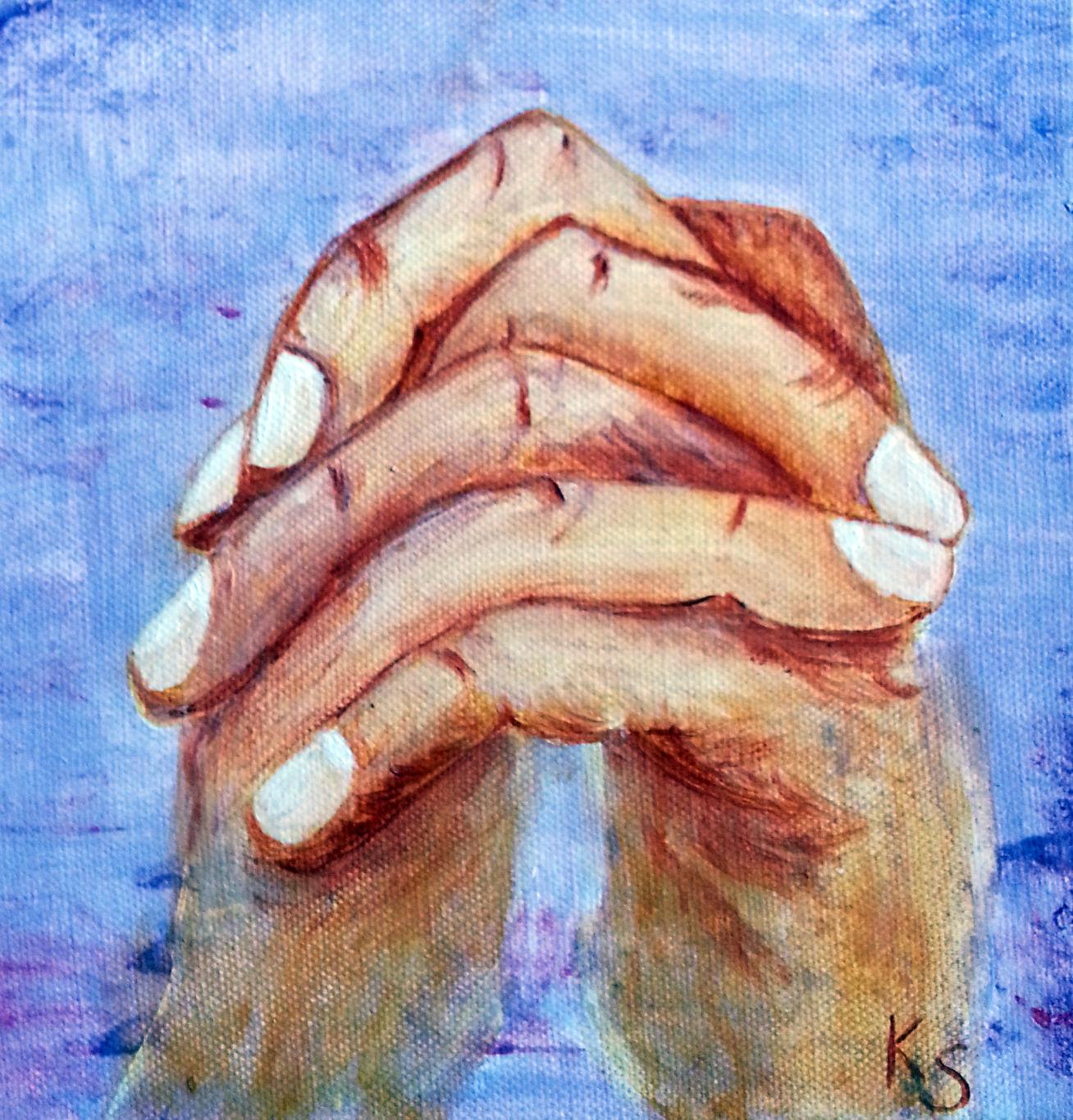 Betet ohne Unterlass - 1 Thess. 5,17 (Karin Sinne)